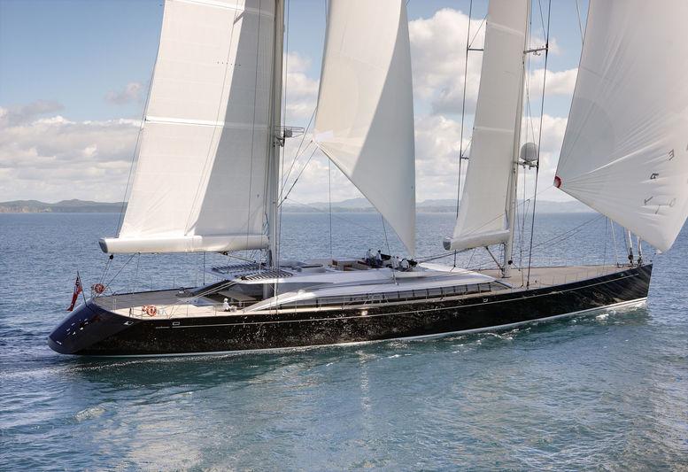 VERTIGO yacht Alloy