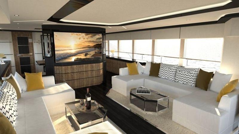 AvA Kando 110 interior design