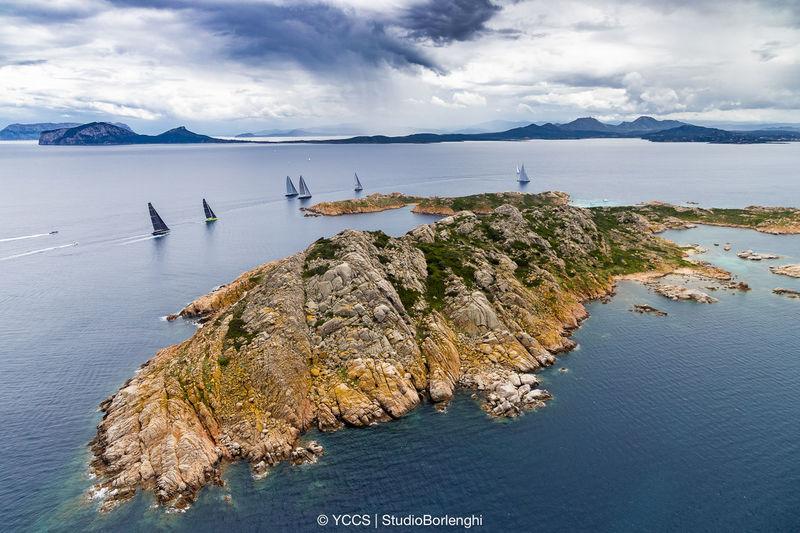 Loro Piana Superyacht Regatta 2018