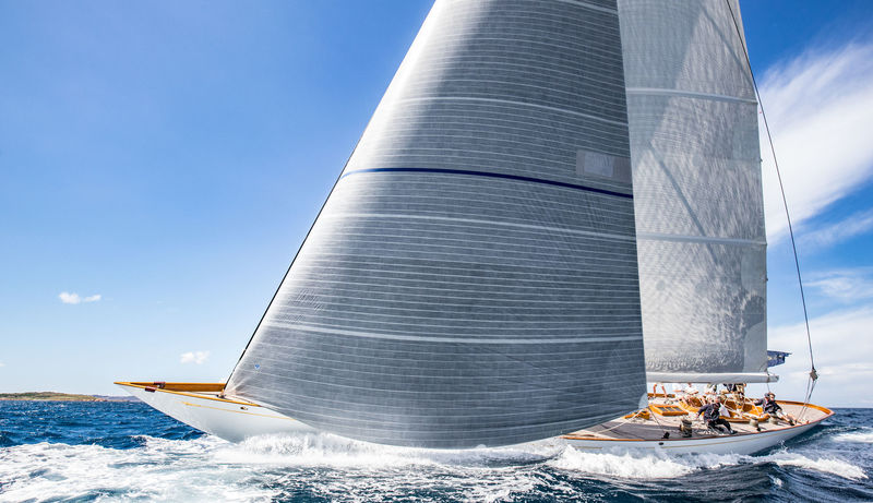 Savannah at Loro Piana Superyacht Regatta 2018