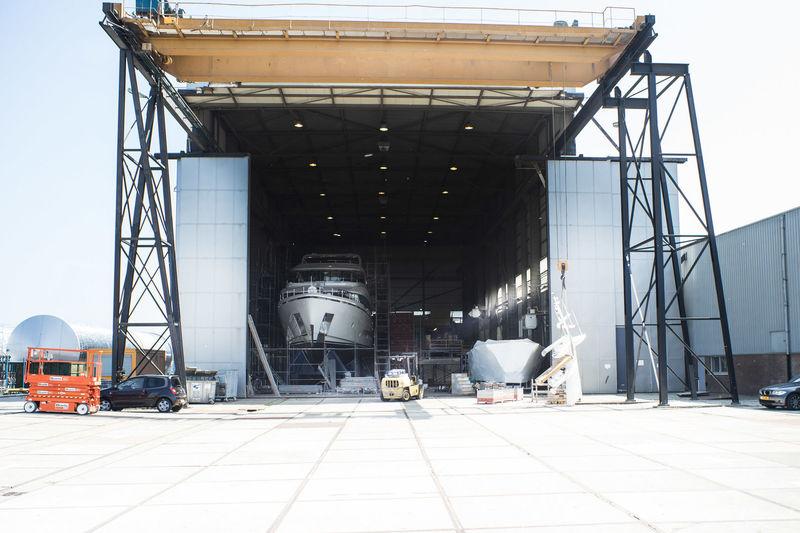 Moonen Martinique Brigadoon launch in Groot Ammers