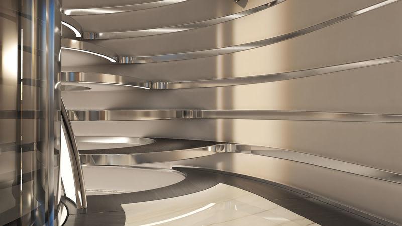 Project Cosmos interior