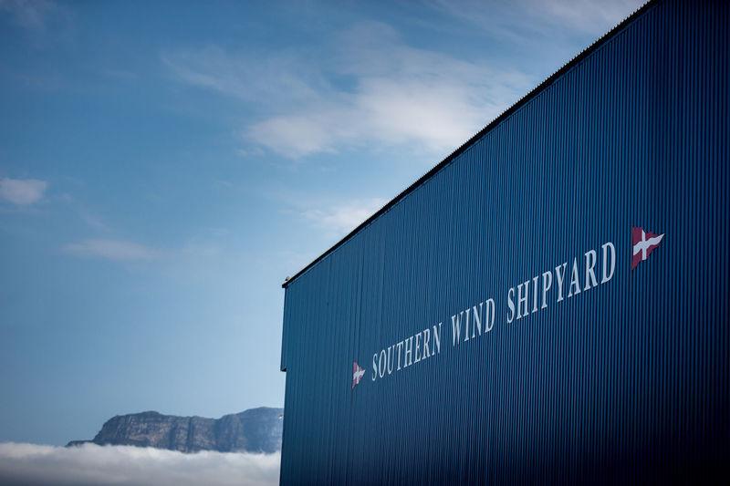 Southern Wind Shipyard, Cape Town