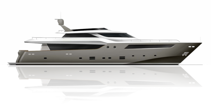 Baltic Yachts motor yacht series