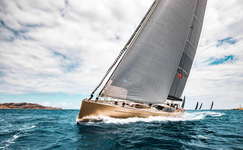 Escapade Loro Piana Superyacht Regatta 2018