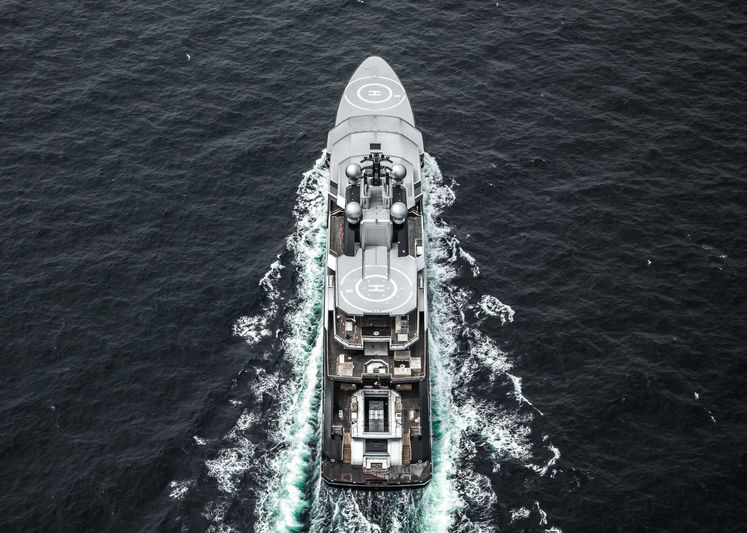 Project Thunder Seatrials