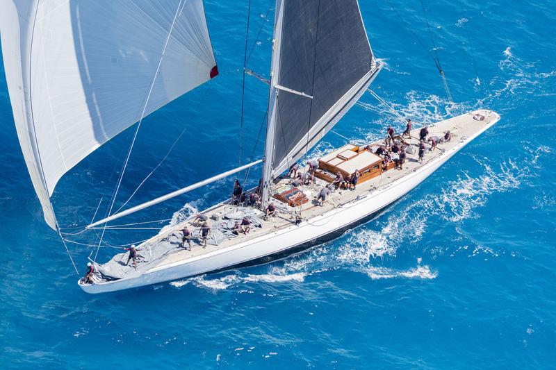 RANGER yacht Danish