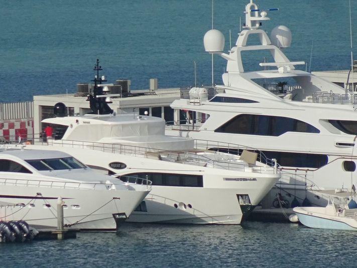 Nahar in Dubai Marina