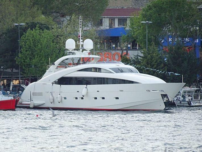 CANPARK yacht ISA
