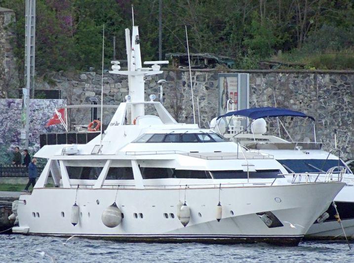 QUATTRO yacht Bugari Custom Yacht srl.