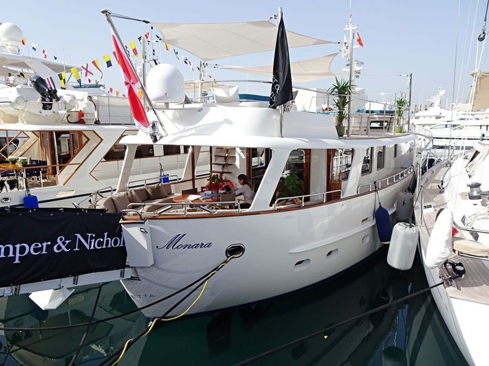 MONARA yacht Feadship