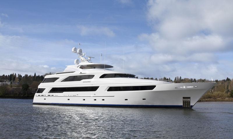 HELIOS 3 yacht Delta Marine