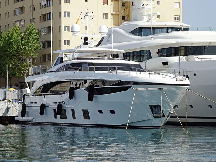 EL GUAJIRO yacht Princess