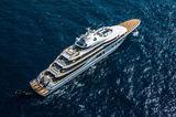 Quantum Blue Yacht Tim Heywood Design Ltd.