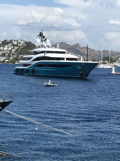 Turquoise Yachts GO delivery