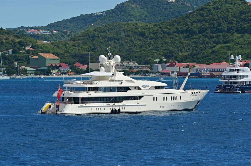 Aquarius in the Caribbean