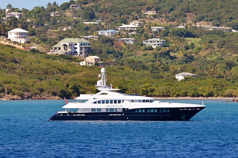BLIND DATE yacht Heesen