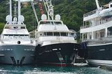 Fabulous Character Yacht Langan Design Associates, Inc.