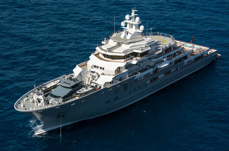 ANDROMEDA yacht Kleven Maritime AS