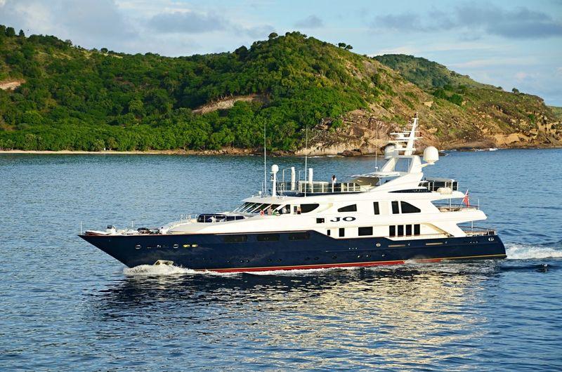 JO yacht Benetti