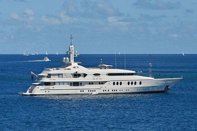 LA MASQUERADE yacht Amels