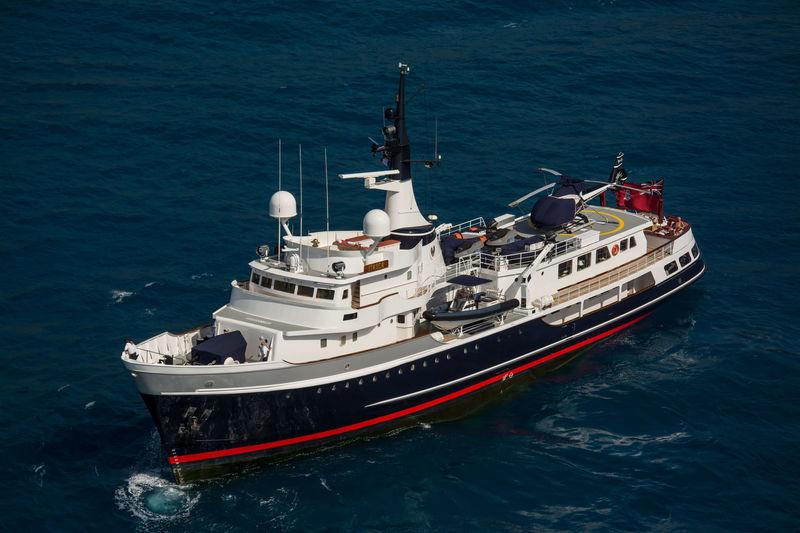 ITASCA yacht J. & K. Smits Scheepswerven N.V.