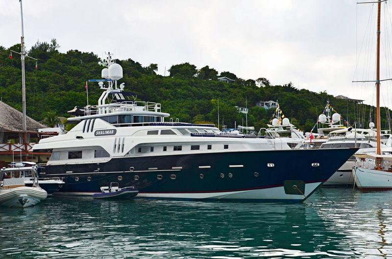 SHALIMAR yacht Azimut