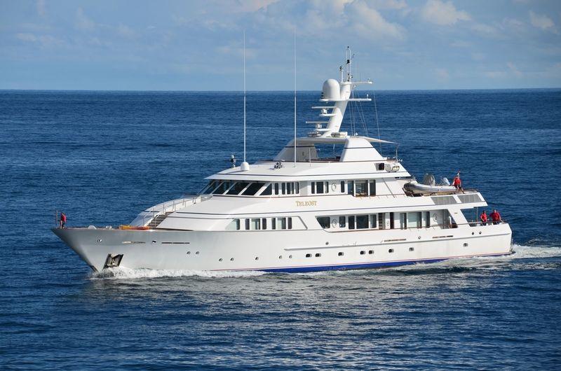 TELEOST yacht Feadship