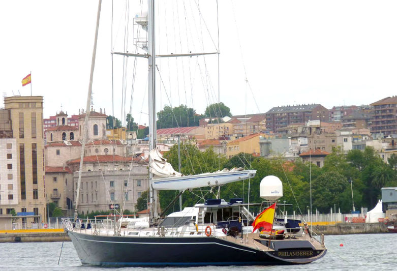 The 40m Sailing Yacht Philanderer