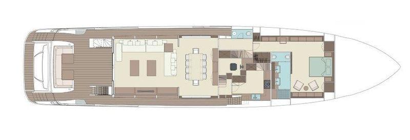 Riva 110 layout