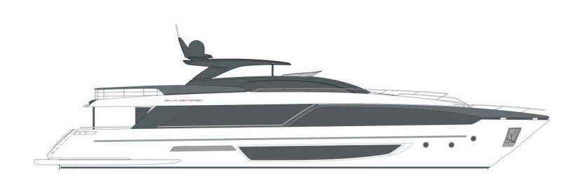 CHINA GENE-HUAYUN yacht Riva