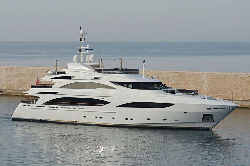 DIANE yacht Benetti