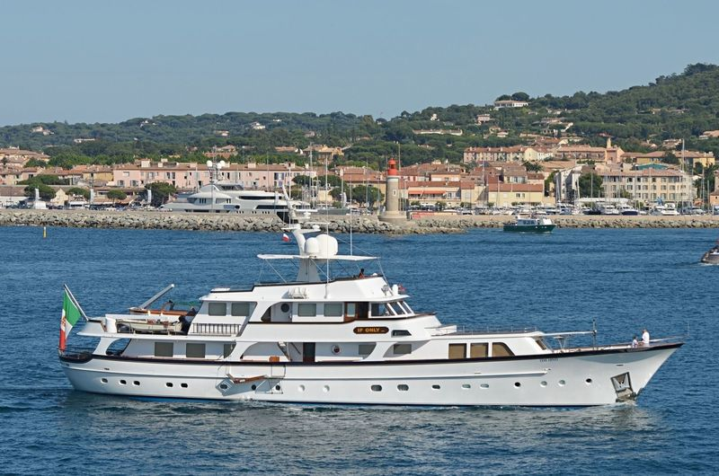 IF ONLY yacht Feadship