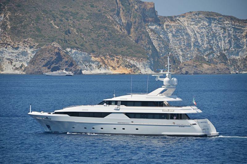ALDEBARAN PRIMO yacht Codecasa