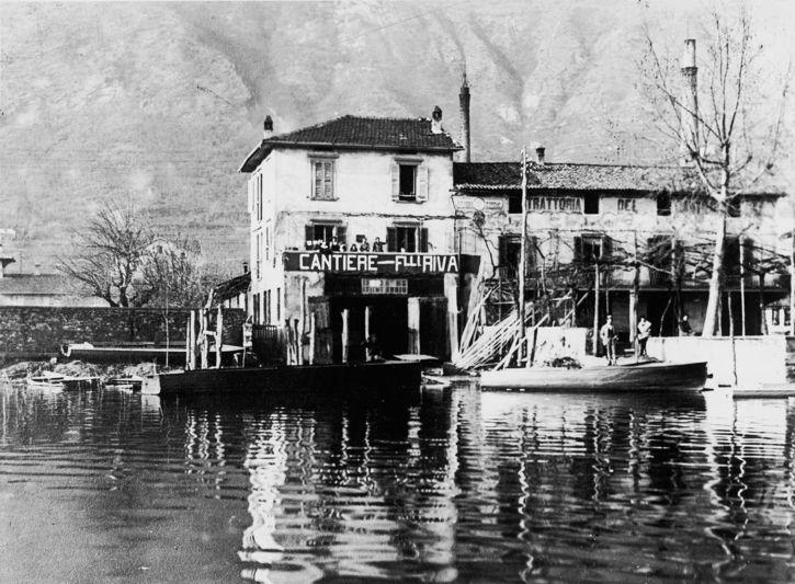 Riva in 1842