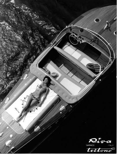 Riva in the 1950s / 1960s