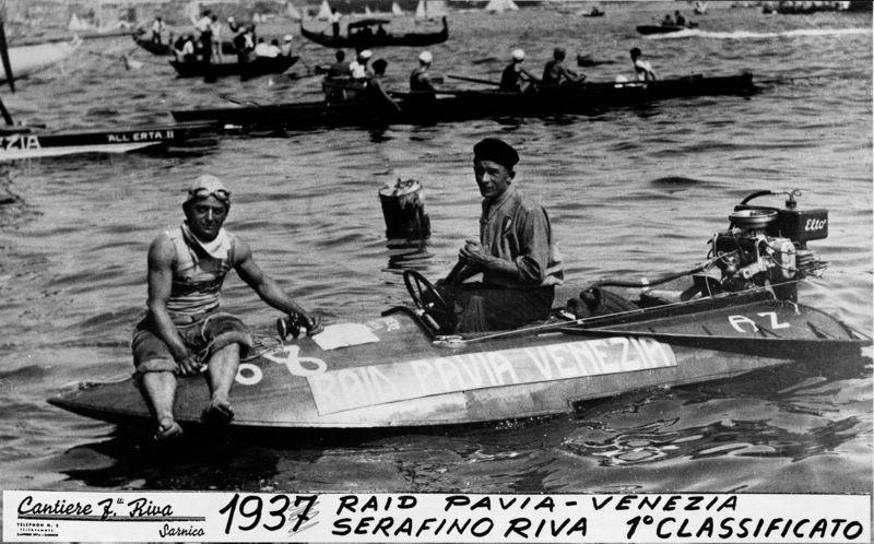 Riva in the 1930s / 1940s