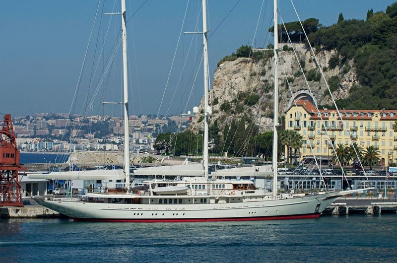 Athena in Nice