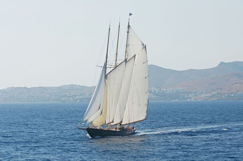Atlantic sailing in the Mediterranean