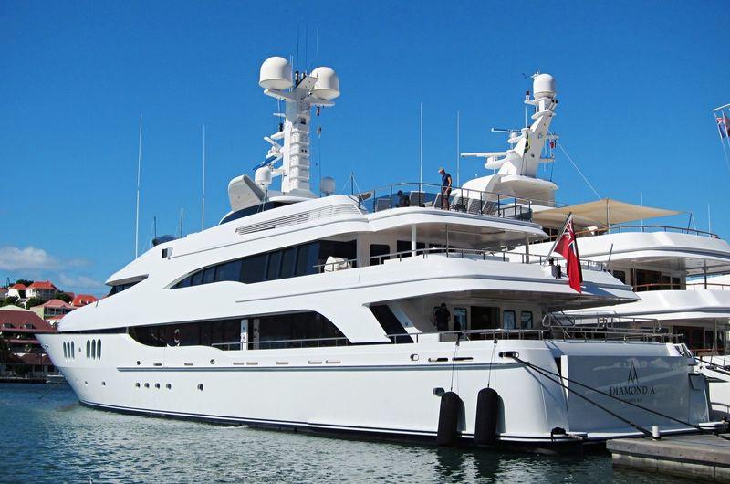 DIAMOND yacht Abeking & Rasmussen