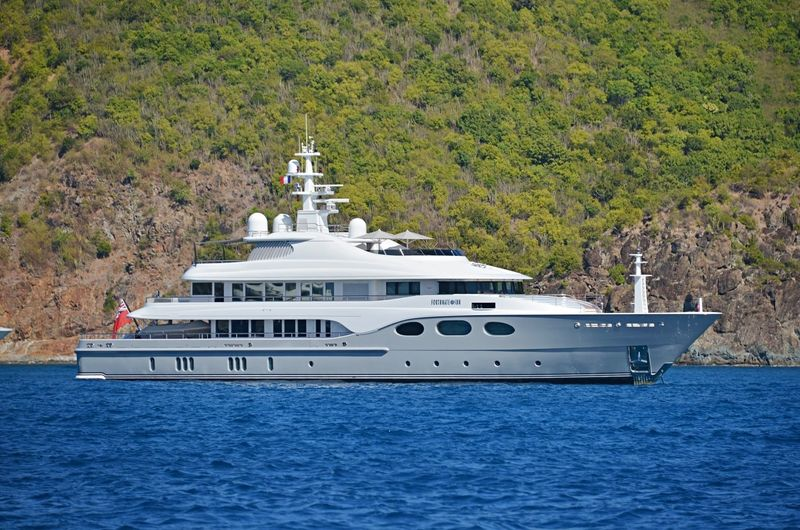FORTUNATE SUN yacht Oceanfast