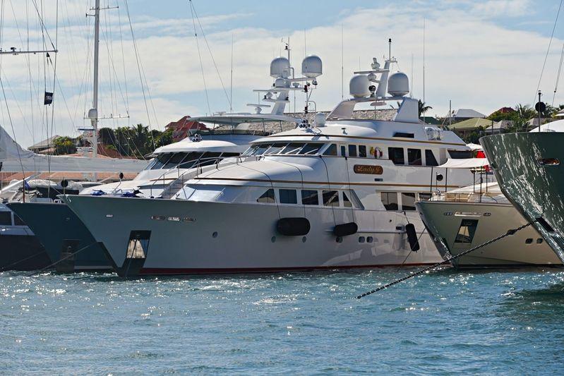 LADY J yacht Palmer Johnson