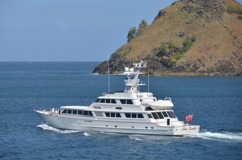 LADY SANDALS yacht Feadship