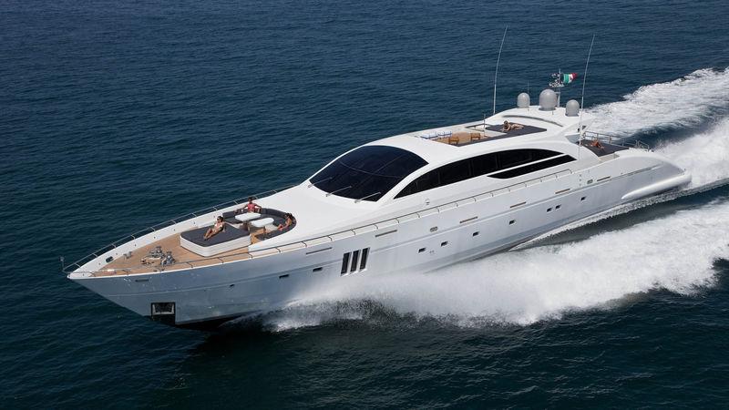 ONE O ONE yacht Tecnomar