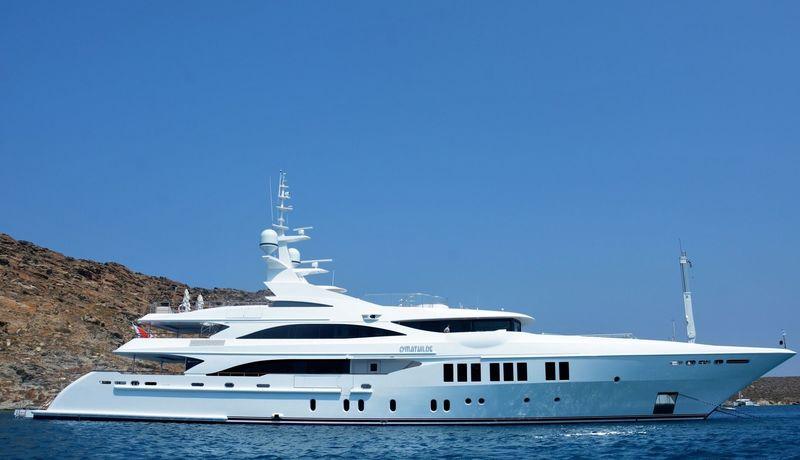 O'MATHILDE yacht Golden Yachts