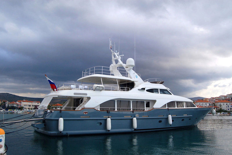 GALAKTIKA SKY yacht Benetti