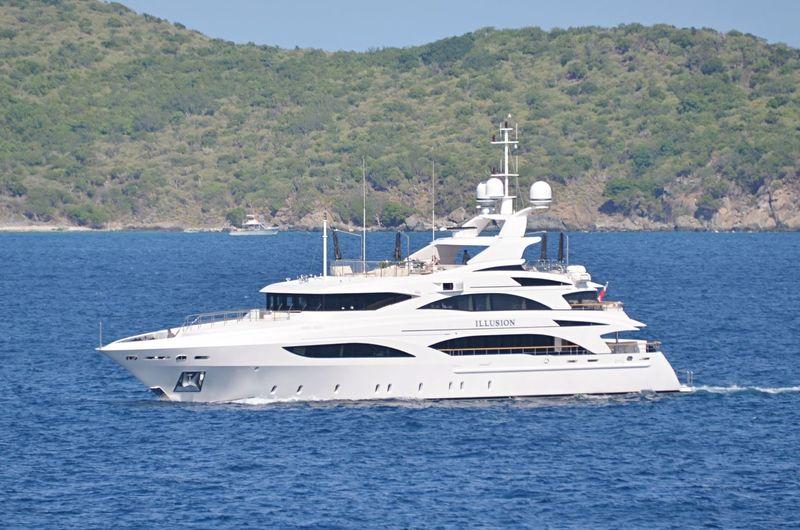 WILD ORCHID 1 yacht Benetti