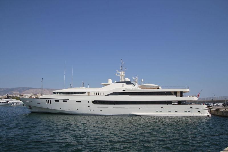 ALWAELI yacht CRN
