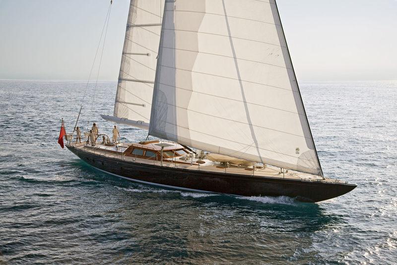 Mariposa 3A Sailing