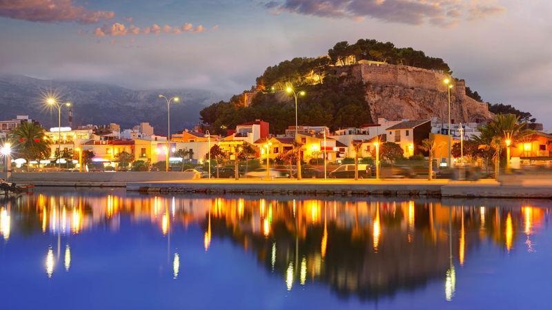 Port Denia Marina